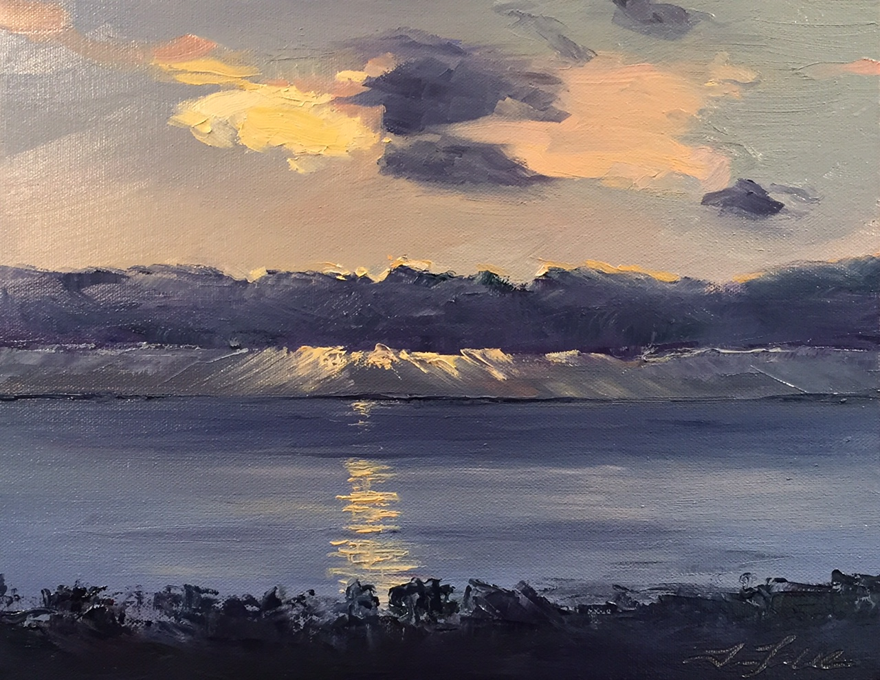 ventura_sunset_14x11
