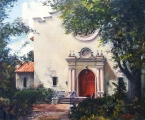 "<h5><em>St Edwards Bradenton, Florida</em> <strong>•</strong> 24"" x 20"" <strong> • </strong> SOLD</h5>"